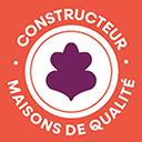 Logo Agréé Maisons de qualité