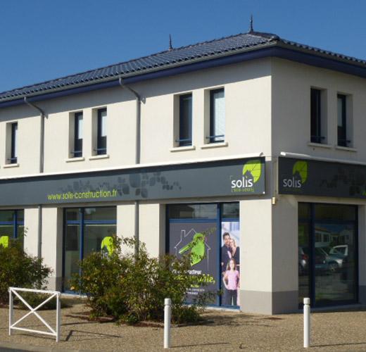 Photo Agence de Châtelaillon de SOLIS Contruction