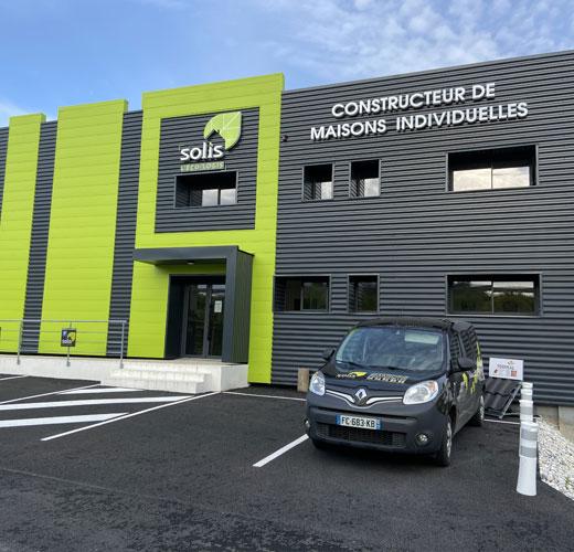 Photo Agence de Saintes de SOLIS Contruction